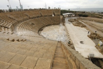 The Theater in Caesarea